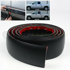 "5ft Black 2"" Protective Strip Molding Trim Guard Side Door/Bumper/Interior Panel"