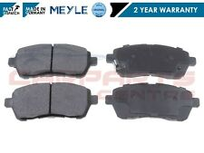 FOR FORD FIESTA 1.25i 1.4i 2008- FRONT MEYLE GERMANY BRAKE PAD PADS SET 08-