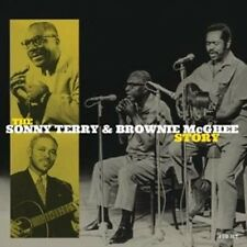 The Sonny Terry & Brownie McGhee Story Audio CD