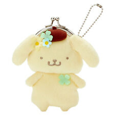 Sanrio Pompompurin Fairy Key Chain Coin Bag / Coin Purse Registered Shipping