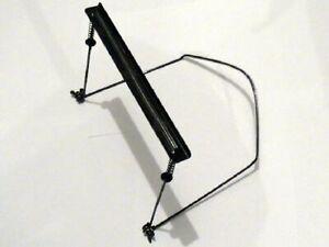 HARMONICA HOLDER busking guitar mouth organ neck rack 10 24 hole universal