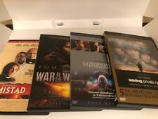 Steven Spielberg Dvd Movie Lot War of the Worlds Ai Saving Private Ryan and More