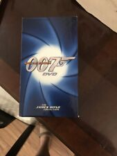 The James Bond Collection 007 Special Edition Volume 1 DVD Great
