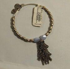 Alex and Ani Artist's Palette Cloud Russian Silver Expandable Bracelet~