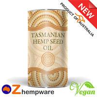 Hemp Seed Oil Tasmanian Grown Organic Cold Pressed Product of Australia Fresh