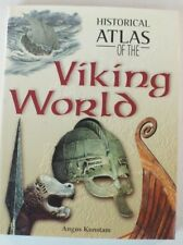 Historical Atlas of the Viking World Angus Konstam ISBN 1904668127    B8808