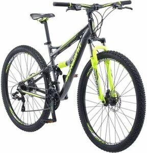 NIB Schwinn Traxion Mountain Bike, Full Dual Suspension, 29-Inch Wheels