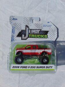 Jada Just Trucks 2008 Ford F-350 Super Duty Wave 31 1:64
