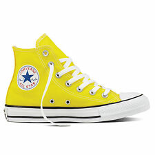 Converse Chuck Taylor All Star Hi Chucks Calzature Uomo Donna 39 5 Giallo Low
