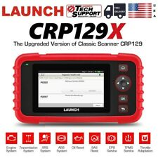2020 LAUNCH X431 CRP129X OBD2 Car Diagnostic Scanner ABS SRS Engine Transmission