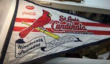 Huge St. Louis Cardinals 2013 League Champions Pasta House Pennant MLB Baseball
