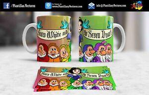 Disney 7 dwarfs Mug  Gift Mug Tea Cup choice 11oz birthday / any occasion