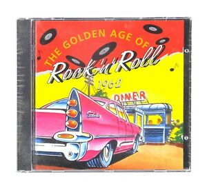 The Golden Age of Rock 'N' Roll - 1962 - Readers Digest CD Set - RDCD 1261-3