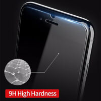 2018 Fingerprint Resistant Protective Glass Film For iPhone XS Max XR Tempered