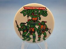 "VINTAGE...""TEENAGE MUTANT NINJA TURTLES""  PINBACK BUTTON  ""L@@K"" - FREE SHIPPING"