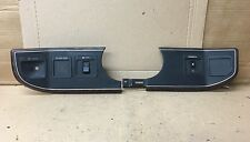1989 Ford F-450 Bottom Dash Bezel W/ Fuel & O/D 659.FD8889
