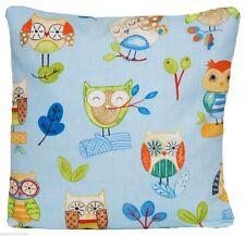 Animal Print Children's 100% Cotton Decorative Cushions
