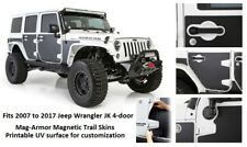 Jeep Mag-Armor Magnetic Trail Skins for 07-17 Jeep Wrangler 4-door