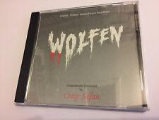 WOLFEN (Craig Safan) 1981/1997 Composer Promo Unused Score Soundtrack OST CD NM