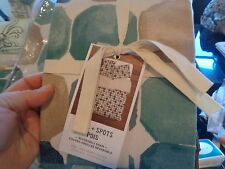 West Elm Dots of Spots King sham New tag
