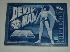 HEAVY GOHKIN DEVILMAN DEVIL MAN BLUE TV VERSION CHOGOKIN MARMIT - USATO USED