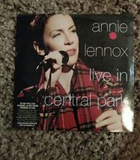 Annie Lennox Live in Central Park Laserdisc brand new and sealed!