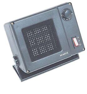 Rampage 1999-2019 Universal Back Seat Heater - Black - for ram3501
