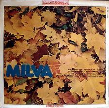 MILVA - Milva LP 33 SIGILLATO