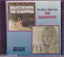 SANDPIPERS Guantanamera/Self Titled 2000 Collector's Choice 2 On 1 CD Rare 60s