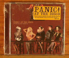 Panic! At The Disco ‎- A Fever You Can't Sweat Out - w/ Hype CD - NOS NEW SEALED