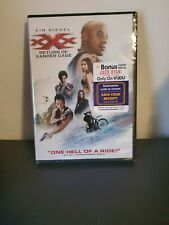 Xxx: Return Of Xander Cage [New Dvd] Free Shipping Sealed Vin Diesel