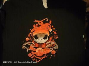 Qwertee T shirt Nightmare before Christmas unisex XL