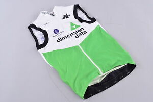 Assos Equipe RS Team Dimension Data Thermal Vest Men's Small Pro Cycling Road