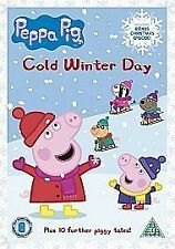 Peppa Pig - Cold Winter Day/Peppa Christmas Special (DVD, 2008)