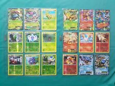 NM Complete Pokemon XY GENERATIONS Card Set - Charizard + radiant collection