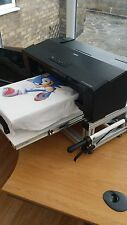 DTG 1500w PRINTER, T-SHIRT PRINTER