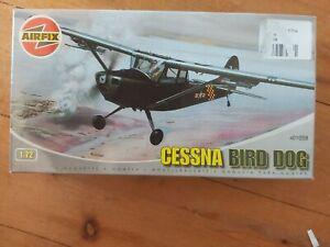 1/72 AIRFIX 01058; Cessna O-1 BIRD DOG
