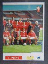 Merlin Premier League 99 - Team Photo (2/2) Nottingham Forest #391