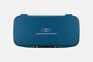 Mijello Watercolor Palette MWP-1640 Airtight Double Decker 40 Wells 335x175x30mm