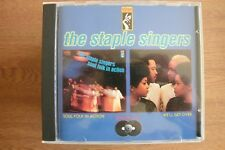 The Staple Singers - Soul Folk In Action / We'll Get Over (CD) . FREE UK P+P ...