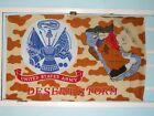 FLAG,- NEW, -DESERT STORM, ARMY, --  3' X 5'Original Period Items - 10953