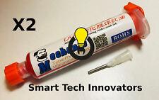 X2 RED 10ml PREMIUM Mechanic PCB Circuit Board UV Curing Solder Mask LY-UVH900