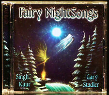Fairy Night Songs by Gary Stadler/Singh Kaur (CD, 1998, Sequoia)