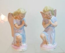 2 Engel betend  Figur Sammlerstück Nippes Nippesfigur