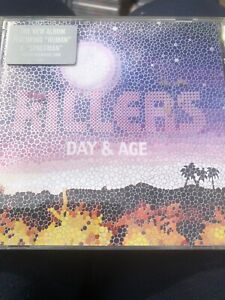 Killers - Day And Age Brilliant CD Album As New