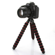 New Octopus Flexible Tripod Stand Gorillapod f Camera Digital Canon Nikon Large