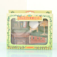 Sylvanian Families Retired MUSIC SET Epoch Japan S-03 Calico Critters