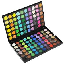 120 colori Ombretto Make Up Tavolozza #2 artista favore & Free luvvie Brush