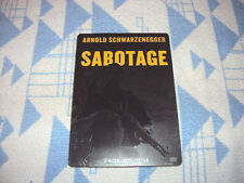 Sabotage (Limited Uncut Edition, Steelbook) [Limited Edition] DVD