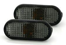 SEITENBLINKER SET in SMOKE für FORD SEAT VW BLINKER mit BIRNENFASSUNG